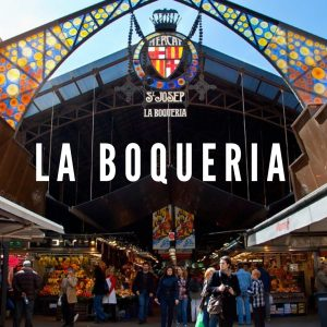 La Boqueria Market: Shop Like a Chef in Barcelona