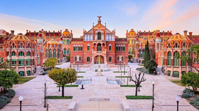 UNESCO WORLD HERITAGE SITES IN BARCELONA Image