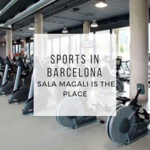 Sports in Barcelona: Sala Magali Is The Place