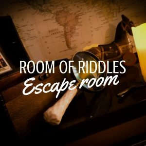 Escape Room in Barcelona - Room of Riddles