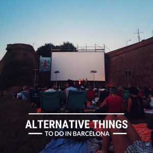 Alternative Things to do in Barcelona