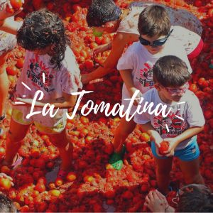 La Tomatina- World's Biggest Food Fight