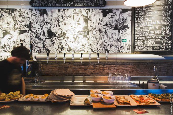 The Best Craft Beer in Barcelona Image