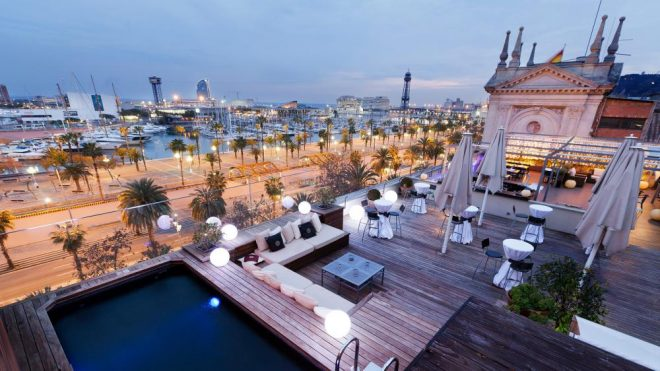 The best low cost luxury Barcelona hotels for visitors Image