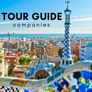 The best and most friendly Barcelona tour guide companies