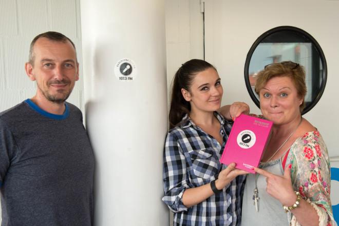 Barcelona Radio: News Music Chat in English! Image