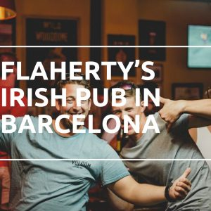 Flaherty's Irish Pub in Barcelona