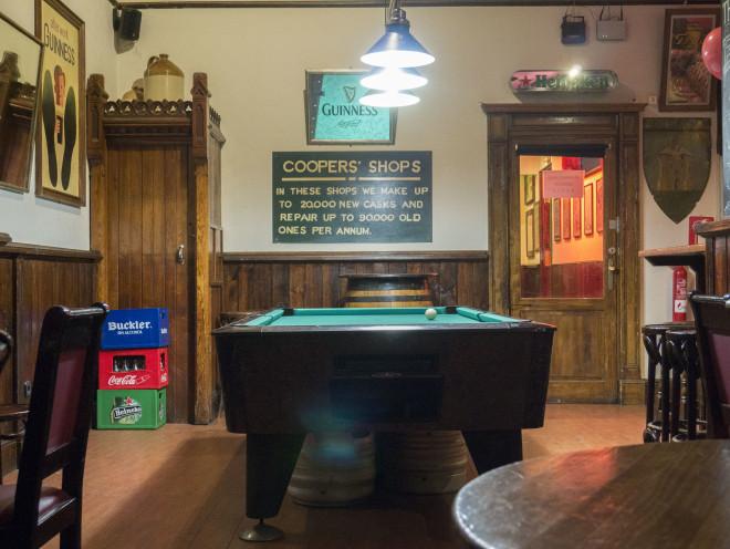 Flaherty's Irish Pub in Barcelona Image