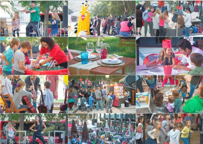 Chic y Tin: The Best Event for Kids in Barcelona Image