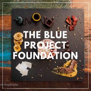 Blue Project Foundation - The Vegan Café