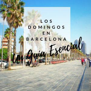 Los Domingos en Barcelona: Un Guía Esencial