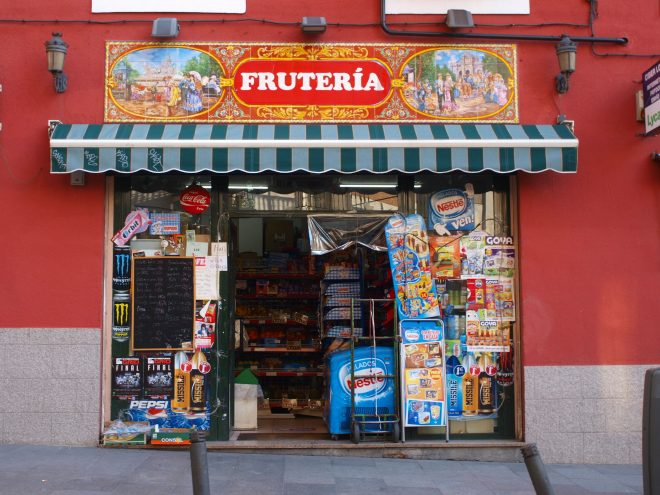 The best fruits in Barcelona Image