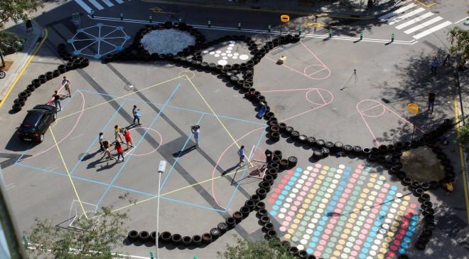 The Poblenou Superblock : Barcelona is Going Pedestrian! Image