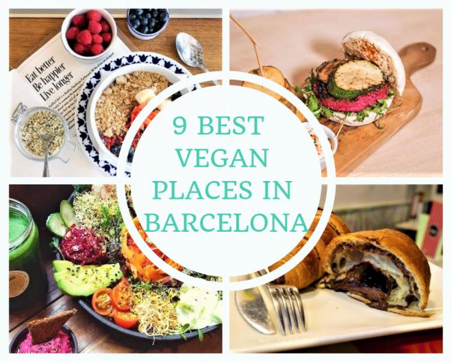9 Best Vegan Places in Barcelona Image