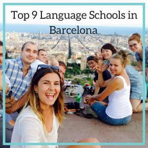 Top 9 Language Schools in Barcelona