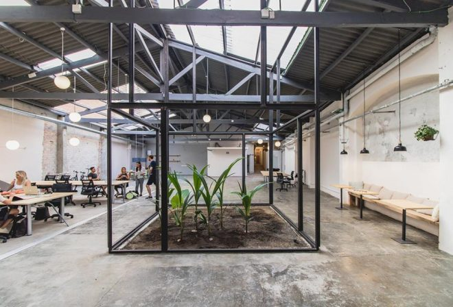 Coworking in Barcelona: the trendy way to work Image