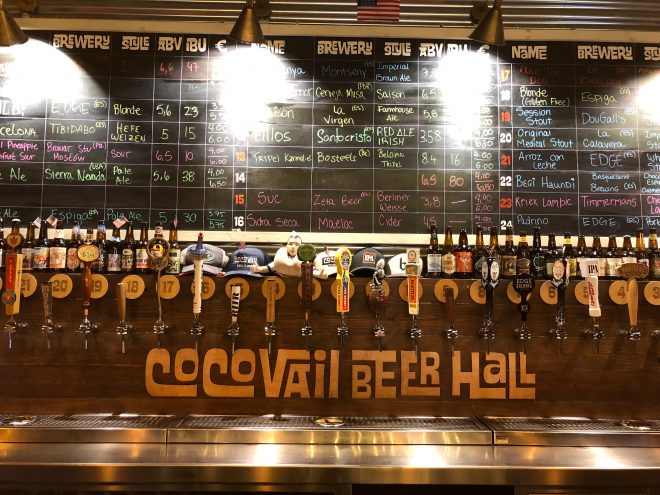CocoVail Beer Hall in Barcelona: Wings, Craft Beer and American Comfort at it's Finest Image